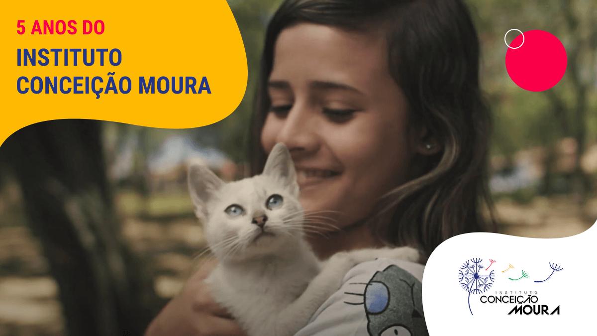 5 anos do Instituto Conceição Moura